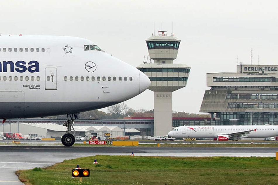 Lufthansa-Jumbos fliegen weiterhin Berlin-Tegel an