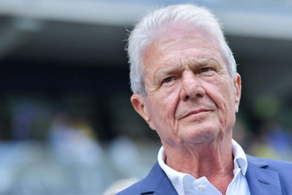 Will einen Trainer finden, der ähnlich tickt wie sein derzeitiger Coach Julian Nagelsmann: Hoffenheims Mäzen Dietmar Hopp.