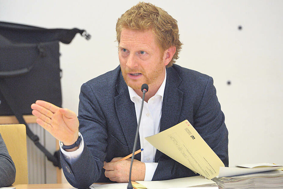 Der Umweltausschuss um Bürgermeister Michael Stötzer (44, Grüne) hat das  Thema Müllverbrennungsanlage an den Stadtrat weitergereicht.