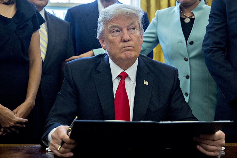 Das neue Einreiseverbot in die USA verbietet es Enissa und Millionen anderen, in die Vereinigten Staaten zu reisen.