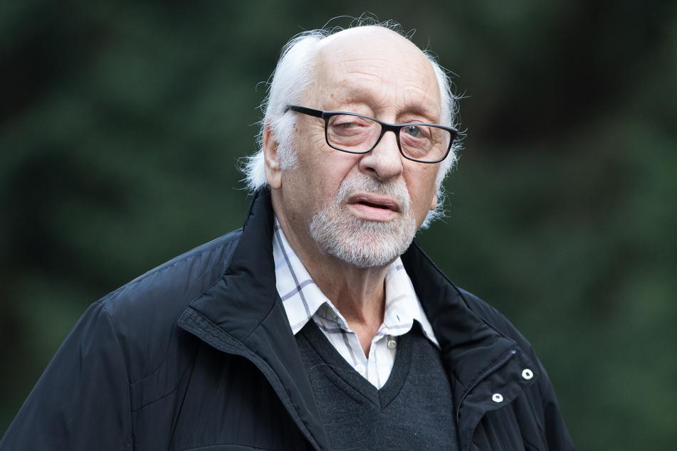 """Karl Dall (†79) brach am Set von """"Rote Rosen"""" zusammen."""