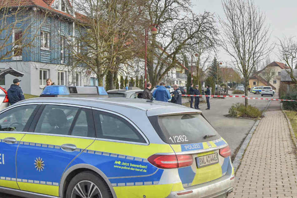 SEK-Einsatz in Rot am See: Polizei nimmt Mann fest