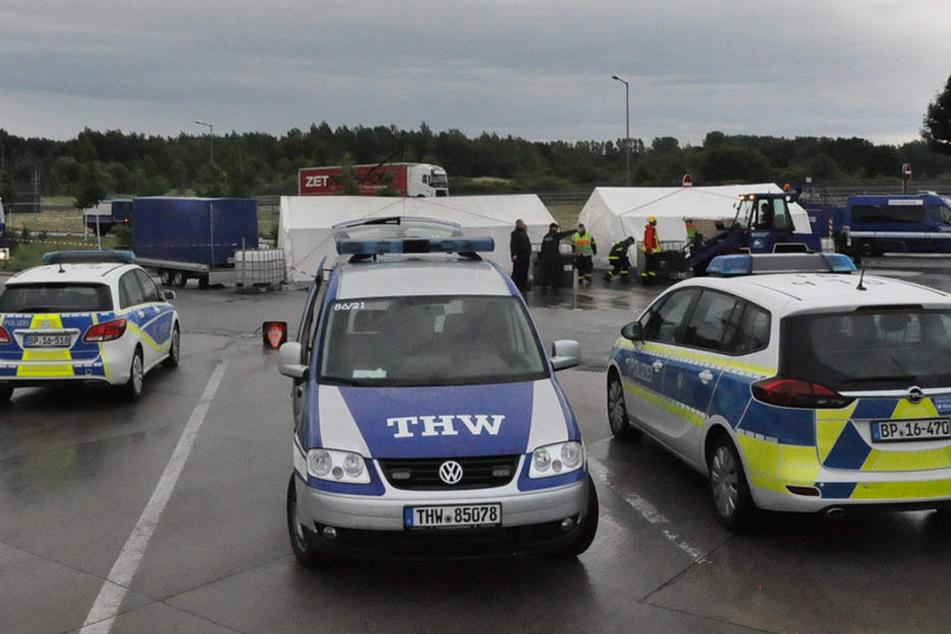 Die Bundespolizei bittet wegen des bevorstehehenden G20-Gipfels um Verständnis für die Kontrollen.
