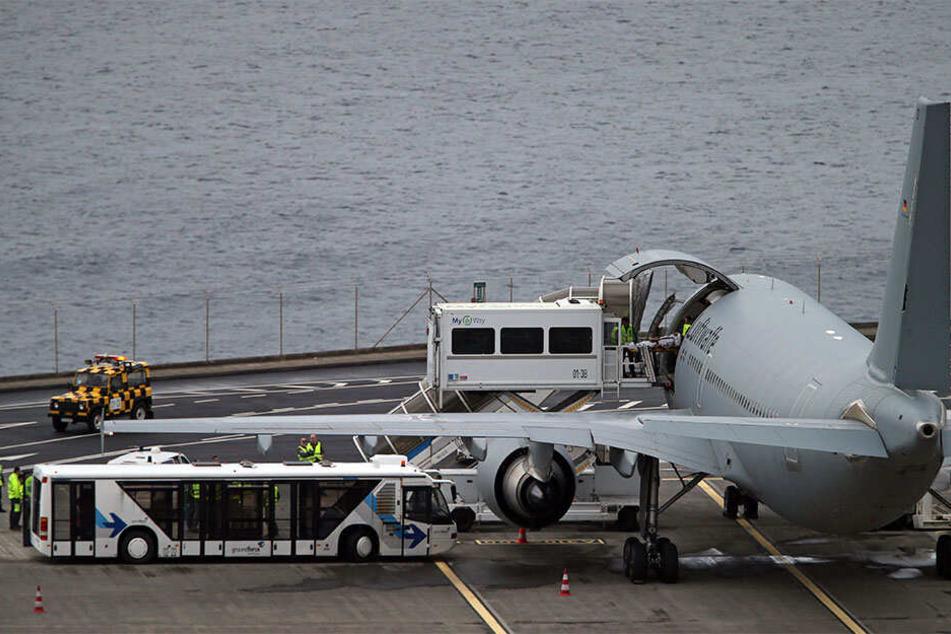 Nach Busunglück mit 29 Toten auf Madeira: Bundeswehr fliegt Verletzte zurück nach Deutschland!