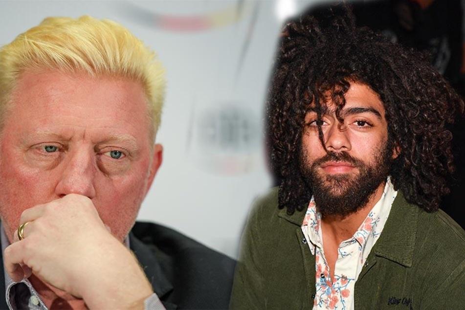 Boris und Noah Becker ziehen nun einen Anwalt zu Hilfe und erstatten Anzeige.