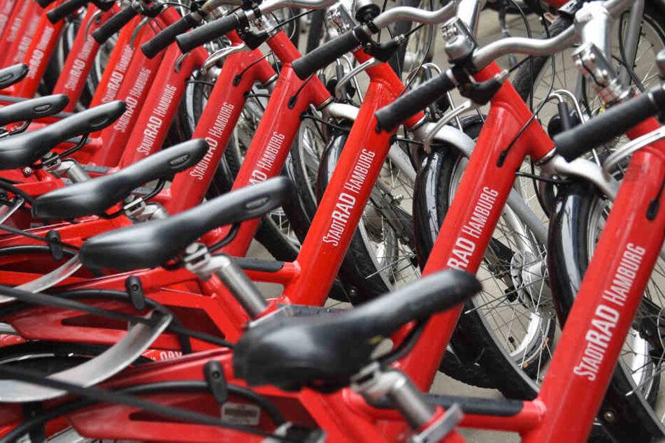 Ab Februar sind die Stadtrad-Stationen wieder voll.