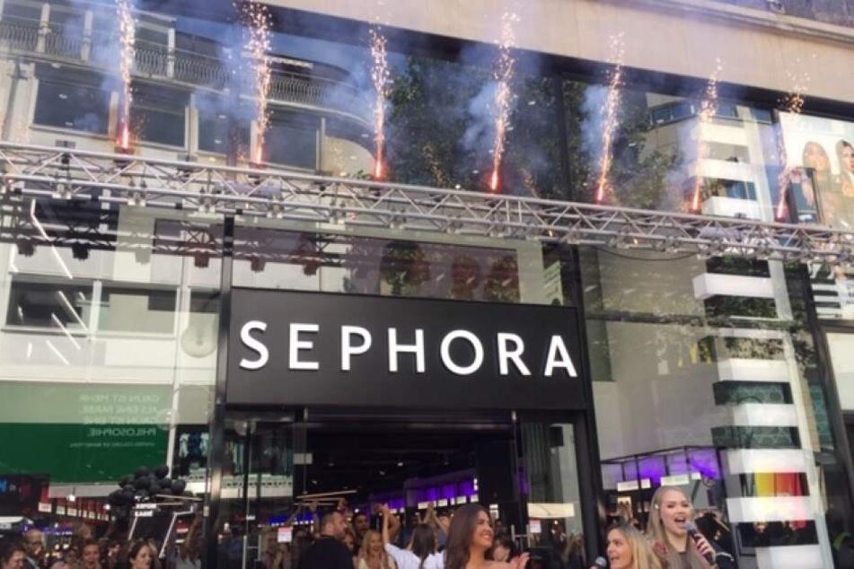 Am Donnerstag eröffnete in Köln auf der Schildergasse eine Filiale der Beauty-Kette Sephora.