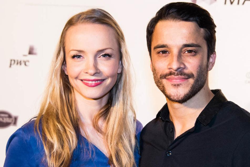 Janin und Kostja Ullman zeigten sich, wie hier, nur selten gemeinsam in der Öffentlichkeit.