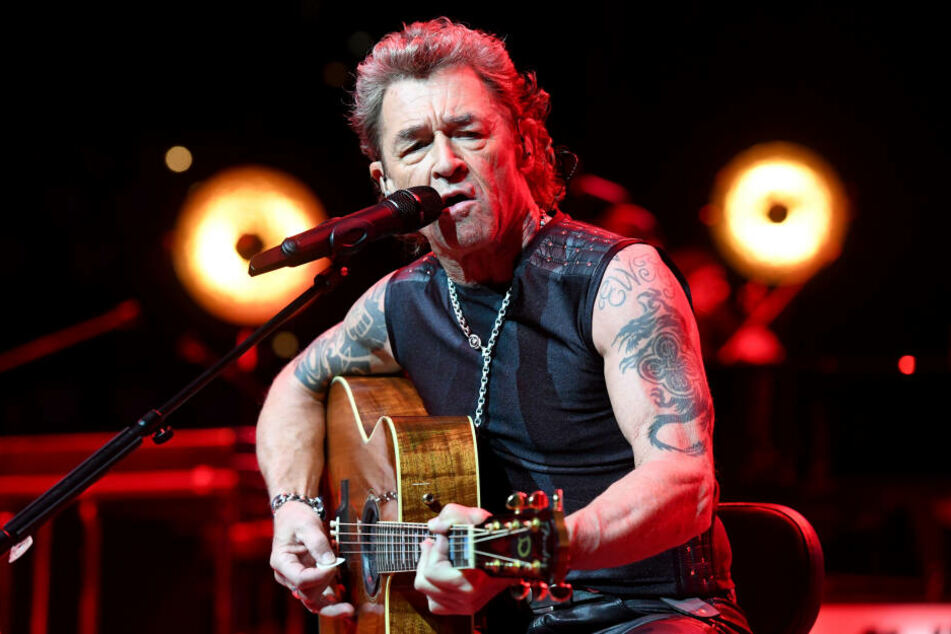 Der Rockmusiker Peter Maffay wird am 30. August 70 Jahre alt und steht immer noch auf der Bühne.