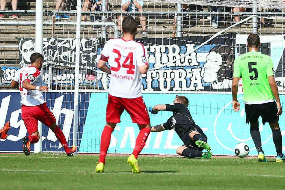 Hamdi Dahmani erzielte das entscheidende 1:0