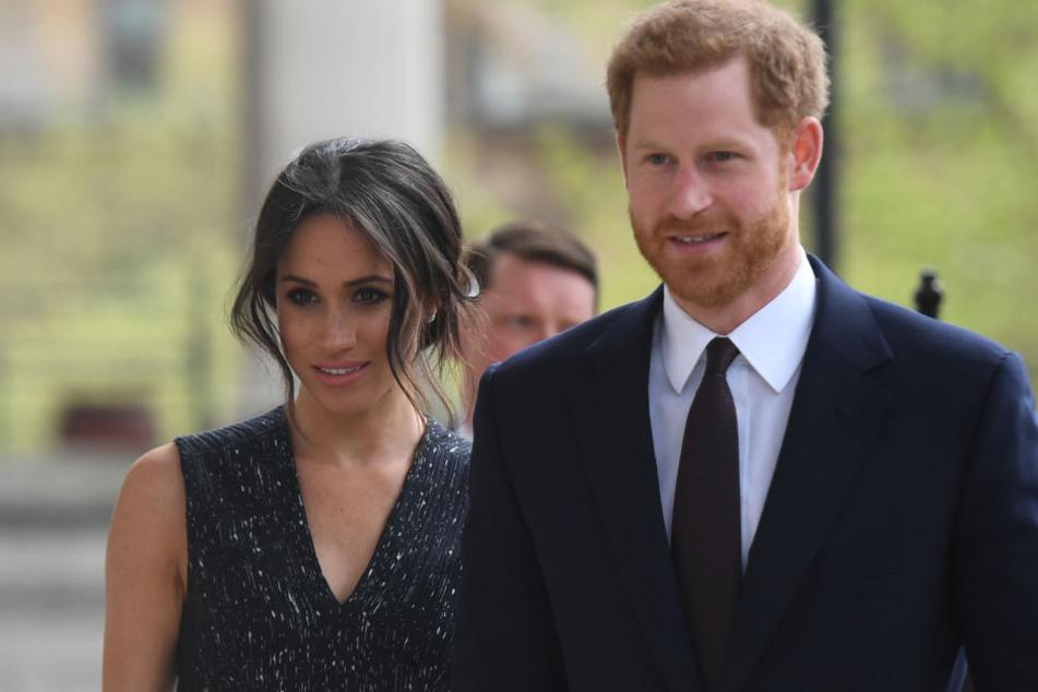 Meghan und Harry sind seit Mai verheiratet.