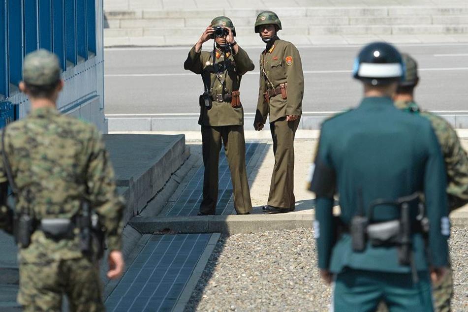 Fdp politiker besucht koreas grenzgebiet