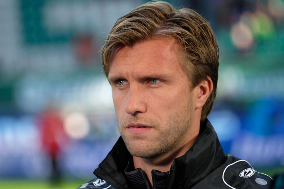 Markus Krösche (38) wechselt als Sportdirektor von Paderborn nach Leipzig.