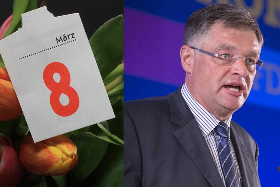 Erster sächsischer Politiker fordert Volksabstimmung zu Feiertagen