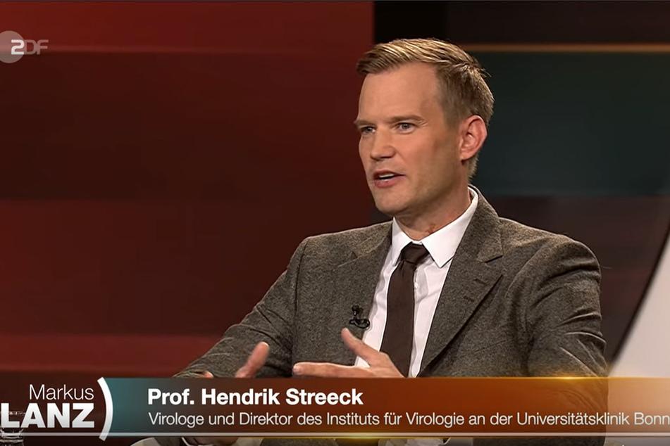 Professor Hendrik Streeck (43) - ein gern eingeladener Gast in Talk-Runden.