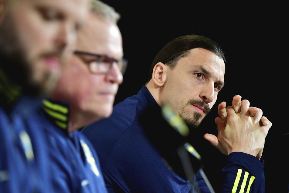 Zlatan Ibrahimovic (39) ist wieder da. Und er ist Mensch.