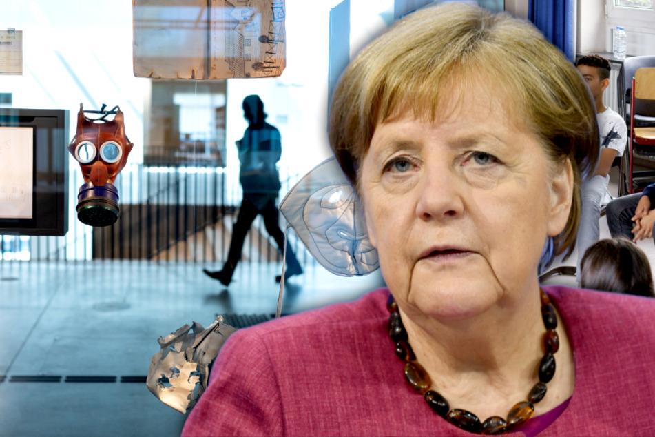 Angela Merkel eröffnet Zentrum für Flucht, Vertreibung, Versöhnung