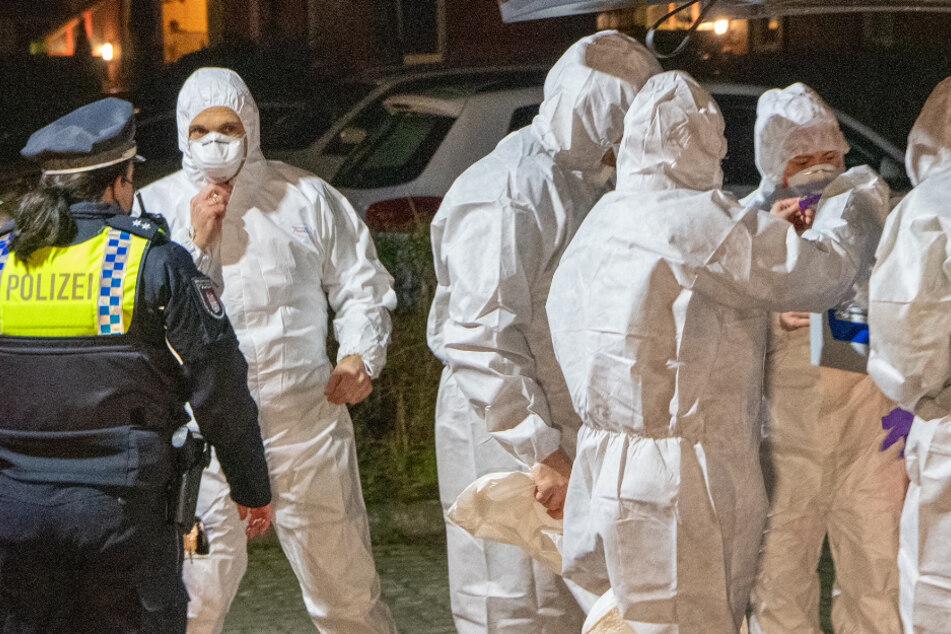 Schreckliches Gewaltverbrechen in Hamburg: Frau tot aufgefunden!