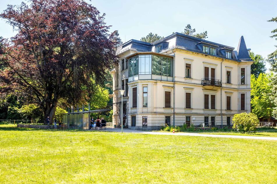 """62 Schüler mit Handicap besuchen die """"Schule im Park"""" in Freital."""