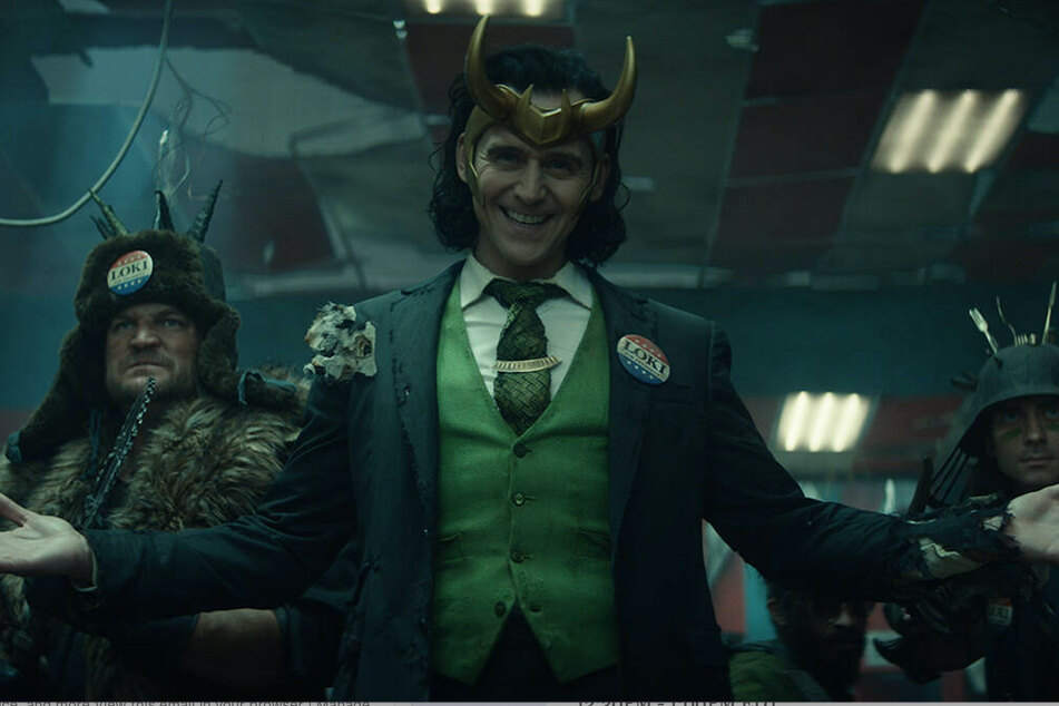 In a scene from the trailer for the Loki series, it seems the god of mischief will assemble a rag-tag band of helpers.