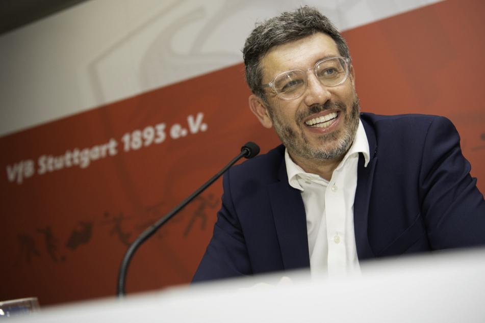 Claus Vogt (51) ist seit Dezember 2019 Präsident des VfB Stuttgart und erlebte in seiner bisherigen Amtszeit unter anderem die Corona-Krise, die Aufklärung der Datenaffäre und einen Machtkampf mit.