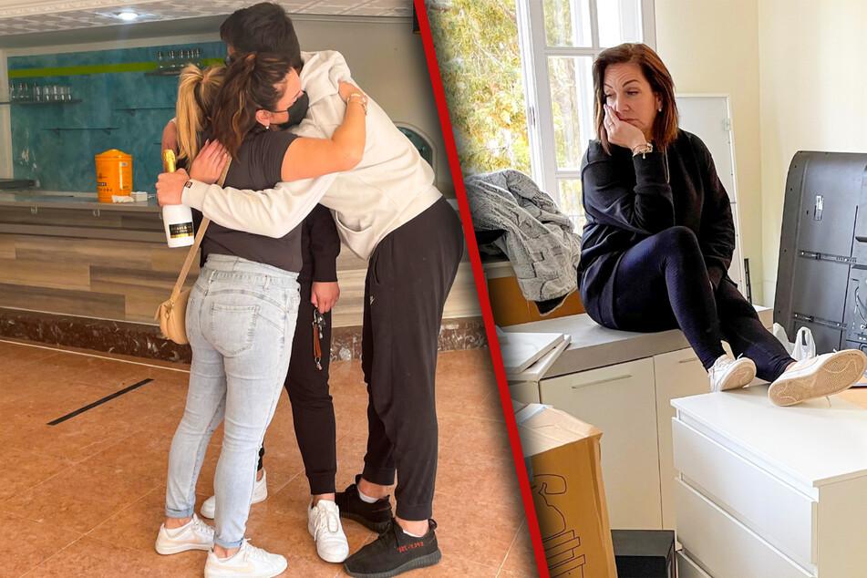 """Danni Büchner: Emotionaler Umzug mit 5 Kindern für Danni Büchner: """"...dann müsst ihr euch was Eigenes suchen"""""""