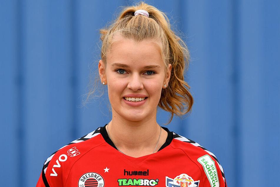 Camilla Weitzel gilt als Gewinnerin der Schmetterlinge. Sie konnte einen riesigen Schritt nach vorn machen.