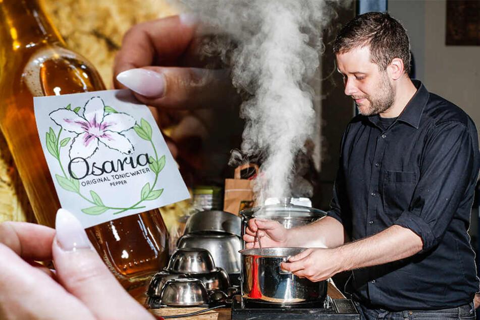 Damit der Gin besonders wird: Barkeeper erfindet das Tonic-Water neu