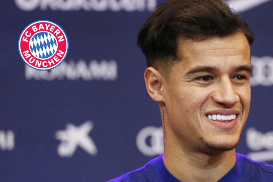 Deal ist perfekt! Philippe Coutinho hat beim FC Bayern unterschrieben