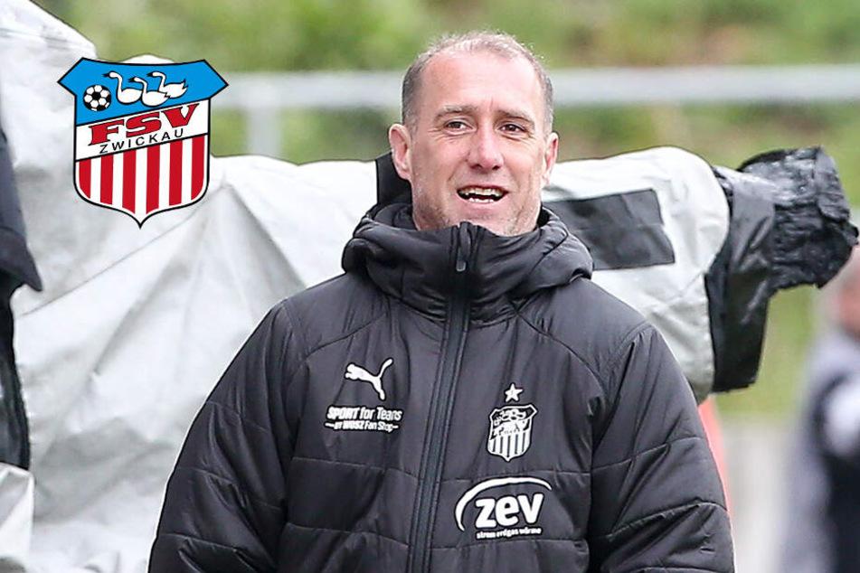 """FSV-Coach Enochs: """"Ich bin stolz, Trainer dieser Mannschaft zu sein"""""""