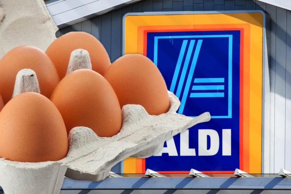Nach Seuchen-Alarm: Aldi nimmt alle Eier aus dem Verkauf!
