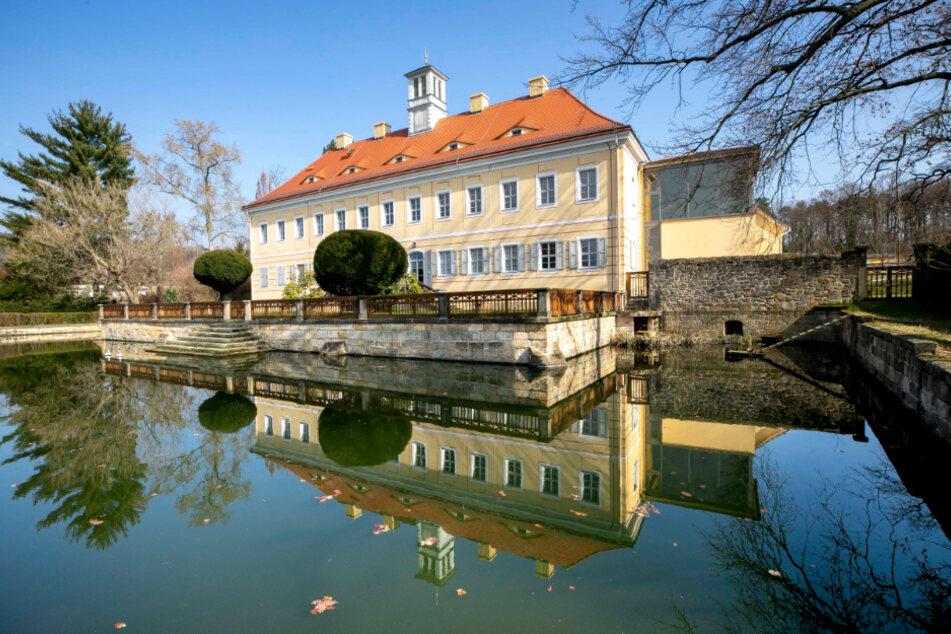 Das Jagdschloss war einst Herberge des berühmten Komponisten.