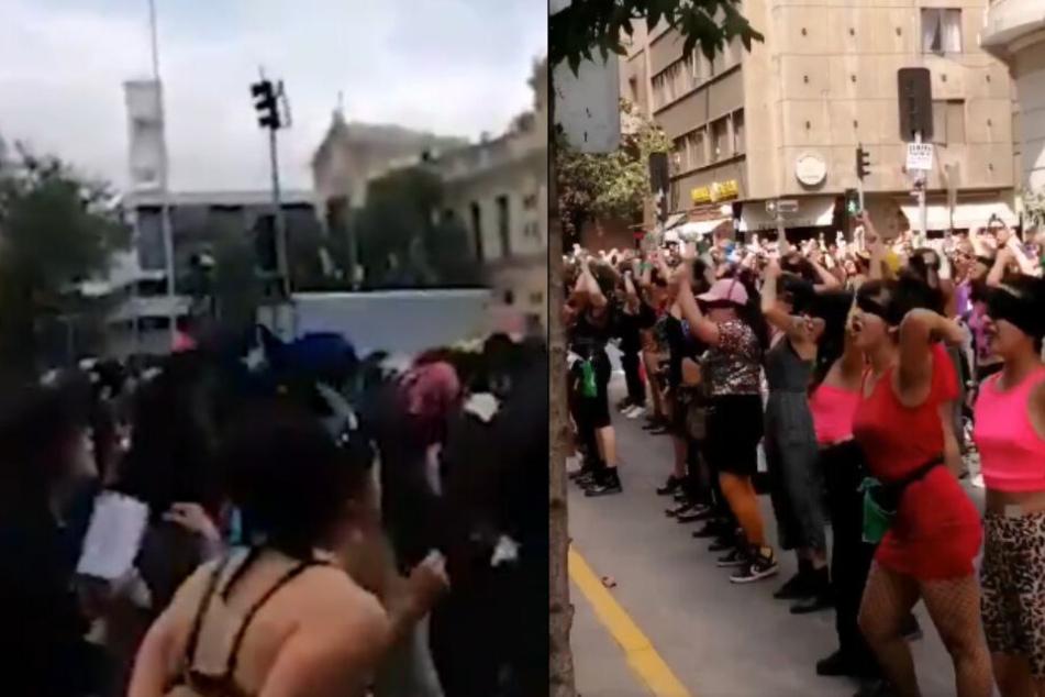 Ist dieses Land frauenfeindlich? Tausende Frauen gingen hier auf die Straße