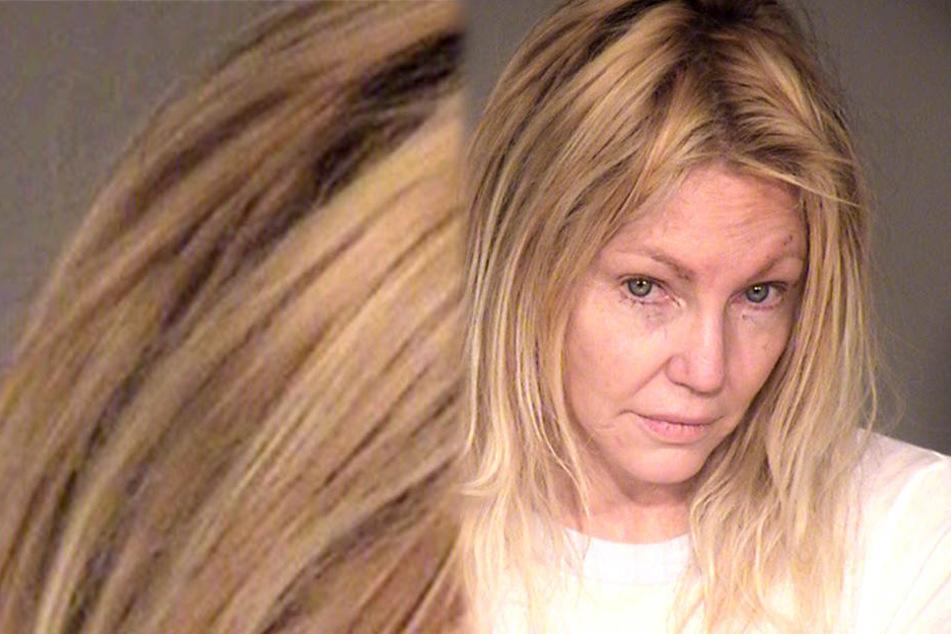 Heather Locklear (56) ist im Moment nur auf Kaution wieder frei.