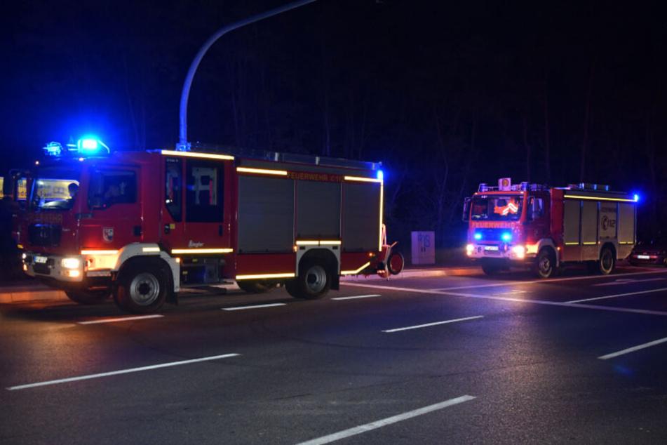 Am Abend war bekannt geworden, dass sich ein bewaffneter Mann auf dem Rastplatz Michendorf Süd aufhält.