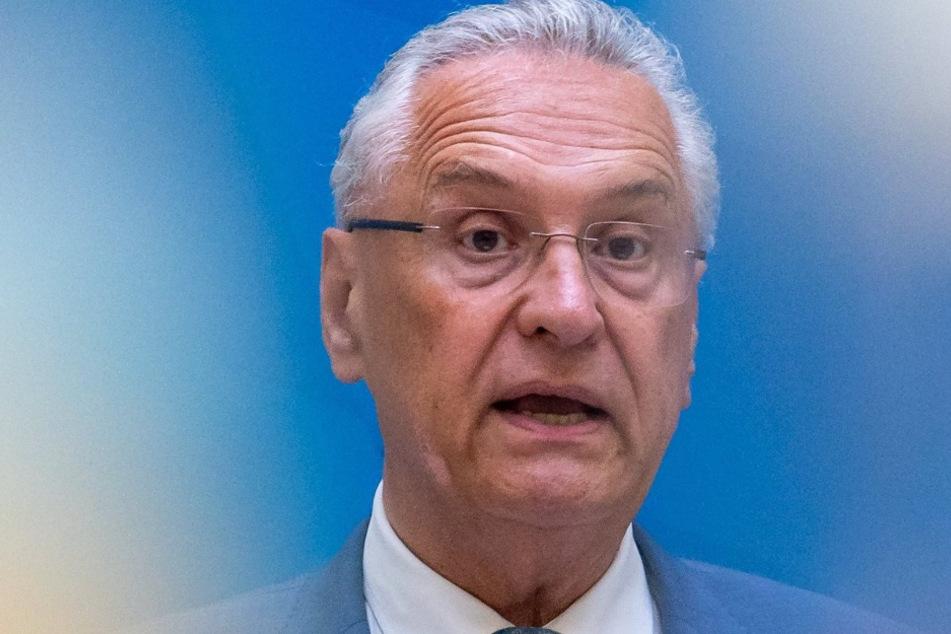 Joachim Herrmann (CSU), Innenminister von Bayern und Sprecher der Unions-Ressortchefs.