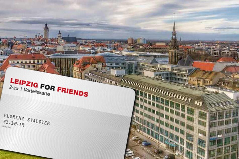 Mit dieser Karte könnt Ihr in Leipzig richtig sparen.