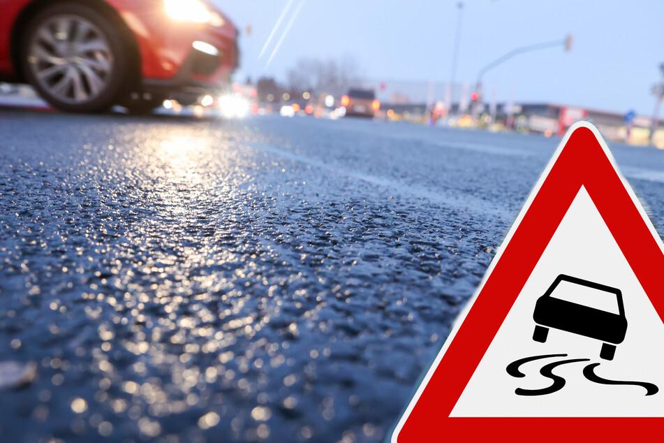 Autofahrer aufgepasst: Glättewarnung für Berufsverkehr in NRW