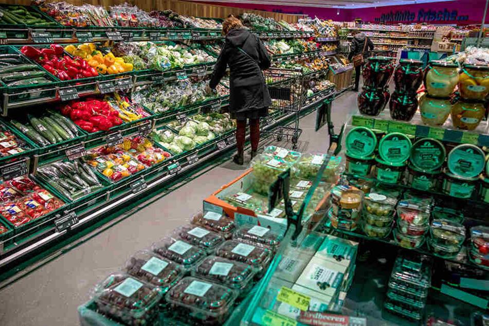 Was ist los in deutschen Supermärkten? Gurken, Tomaten oder Paprika werden kleiner.
