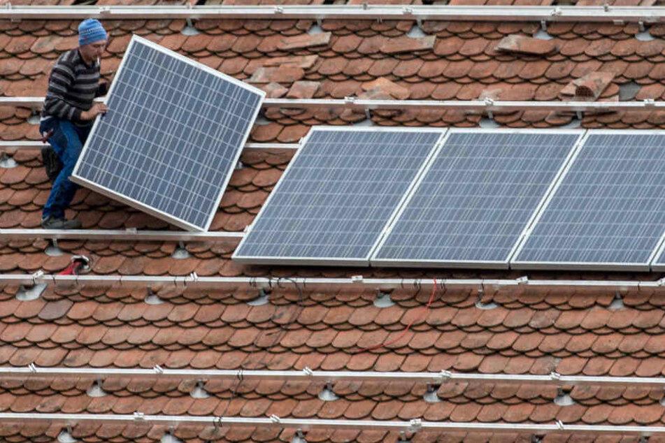 Wurden 23 Millionen Euro Steuern hinterzogen? Solarmodule aus China im Visier!