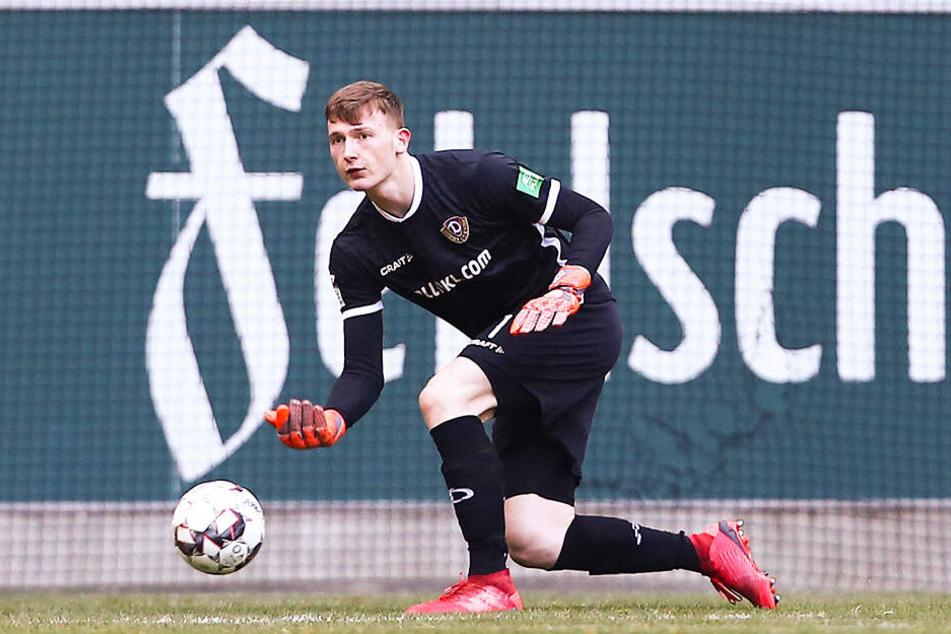 Markus Schubert spielte acht Jahre für Dynamo Dresden.
