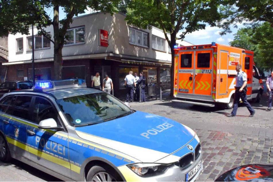 Massen-Schlägerei in Kölner Shisha-Bar mit mehreren Verletzten