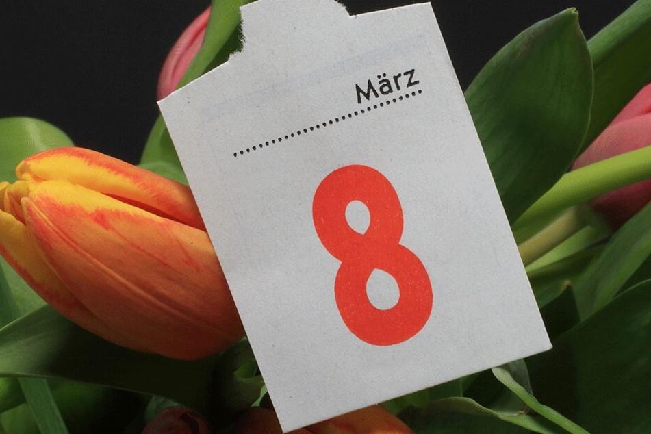 8. März: In Berlin erstmals ein Feiertag, und in Sachsen?