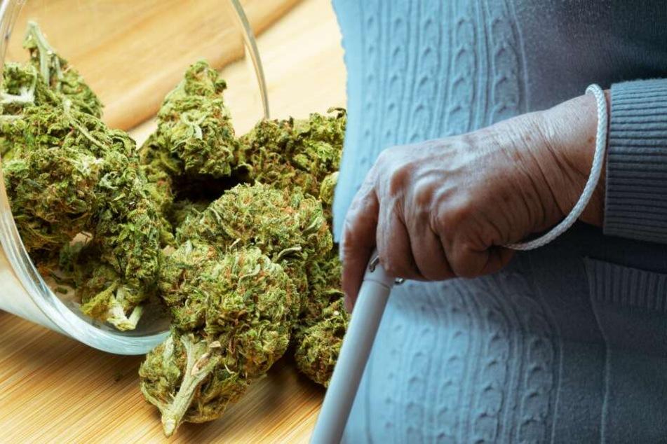 Hinterlistig: Drogendealer bunkern Stoff bei ahnungsloser Großmutter