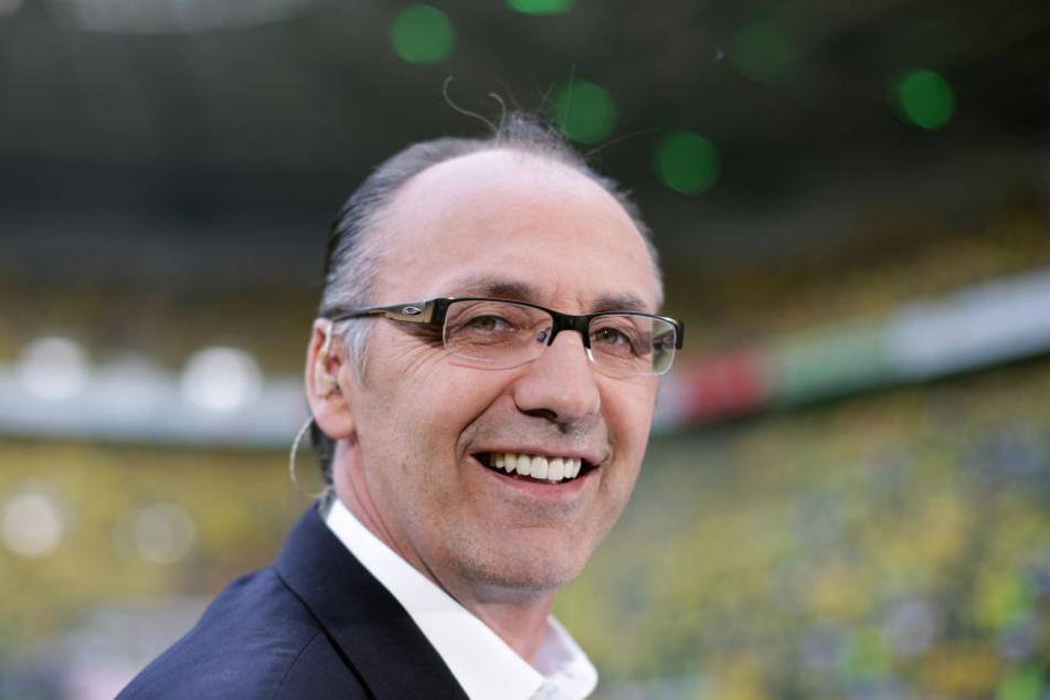 Ex-Abwehrspieler Jürgen Kohler wurde 1990 Fußball-Weltmeister.