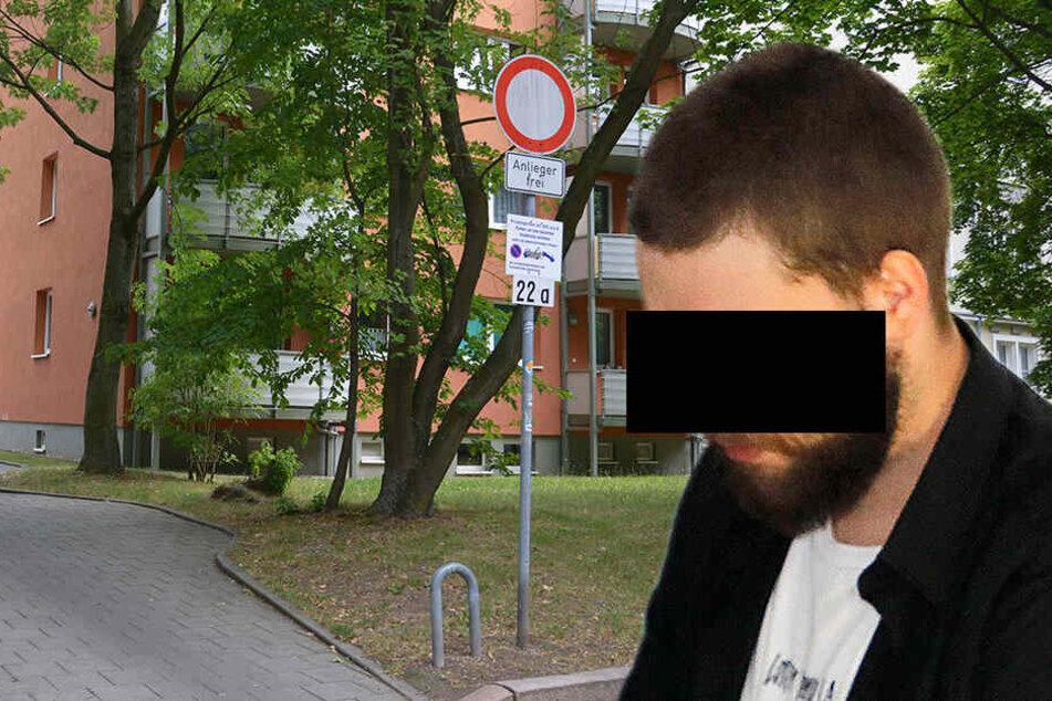 Ex entführt und vergewaltigt! Chemnitzer (26) gesteht alles