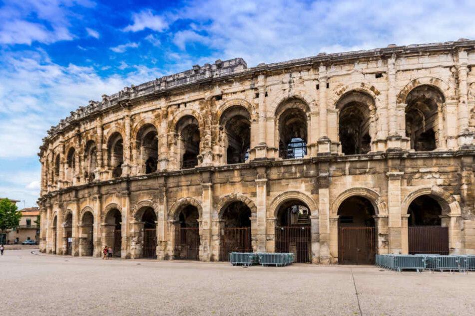 Nîmes ist stark geprägt von der römischen Kultur. Ein neues Museum ist diesem Thema gewidmet.