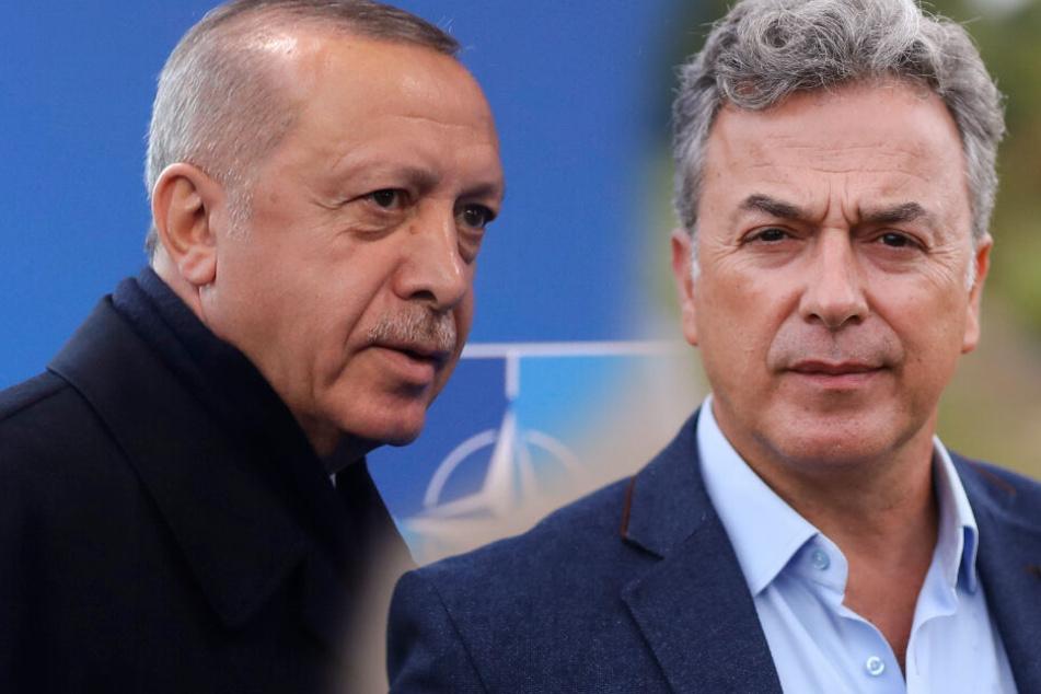 Erdogan beleidigt: Heute Prozessbeginn gegen Grünen-Politiker Kilic