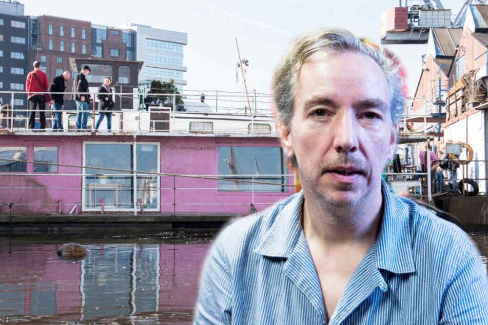 TV-Entertainer Olli Schulz hat das Hausboot des verstorbenen Musikers Gunter Gabriel gekauft.