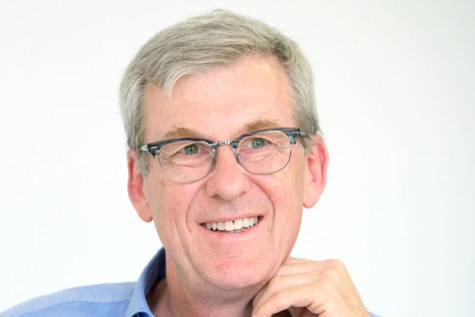 Ralf Michelfelder ist der Präsident des Landeskriminalamts (LKA) Baden-Württemberg.
